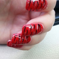 Photo taken at Everlasting Nail Spa by Julie M. on 9/2/2014