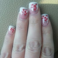 Photo taken at Everlasting Nail Spa by Julie M. on 2/10/2014