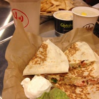 Photo taken at Qdoba Mexican Grill by Laurel O. on 1/3/2013