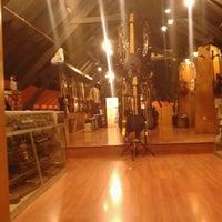 Photo taken at Tiga Negeri Music House by Pramudita B. on 12/11/2012