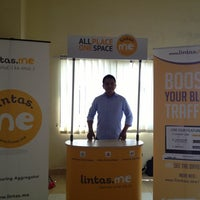 Photo taken at Hotel Jakarta by Lion A. on 11/10/2012
