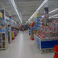 Photo taken at Carrefour by Adisti A. on 1/11/2013