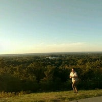 Photo taken at The Overlook At Iroquois Park by John O. on 10/9/2016