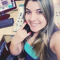 Photo taken at Rádio 87 FM Itapeva/SP by Mayara S. on 12/23/2014