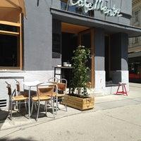 Das Foto wurde bei Cafe Menta von Christoph A. am 7/1/2013 aufgenommen