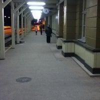 Photo taken at Tartu Raudteejaam by CJ on 3/19/2013