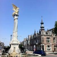 Photo taken at De Gouden Draak - Drakenfontein by Jasper M. on 6/7/2013