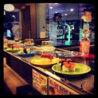 Photo taken at Sakae Sushi by Jack S. on 12/19/2012