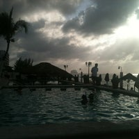 Photo taken at Coral Princess Golf & Dive Resort by Sebastián T. on 1/9/2013