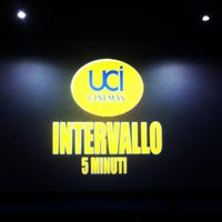 Photo taken at Uci Cinemas by Fabio S. on 1/12/2013