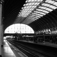 Photo taken at Platform 2 by Ian A. on 11/11/2012