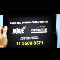 Foto tirada no(a) Cinema Arcoplex Del Paseo por Rodrigo P. em 3/16/2013