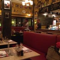 Photo taken at Chez Papé by Miki D. on 5/6/2014