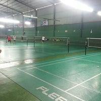 Photo taken at 99 Badminton Court by hafiz r. on 8/12/2014
