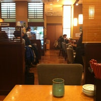 Photo taken at 沼津魚がし鮨 パルシェ6F店 by Yoshihiko B. on 12/6/2012