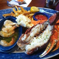 Photo taken at Red Lobster by Hamid A. on 11/15/2012