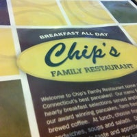 Photo taken at Chips Family Restaurant by Hamid A. on 7/30/2013