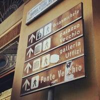 Photo taken at Piazza Del Cestello by whereisemil on 3/9/2013