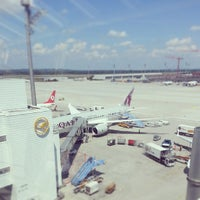 Photo taken at Terminal 2 by whereisemil on 6/8/2013