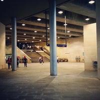 Photo taken at Metro Cais do Sodré [VD] by whereisemil on 5/5/2013