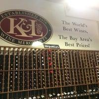 Photo prise au K&L Wine Merchants par Brad P. le4/24/2015