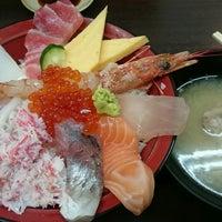 Photo taken at 海鮮丼 いちば by Baro on 12/30/2016