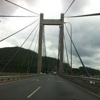 Foto tomada en Ponte de Rande por @TaxiGalicia el 6/19/2013