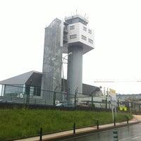 Photo taken at Aeropuerto de Vigo (VGO) by @TaxiGalicia on 5/16/2013