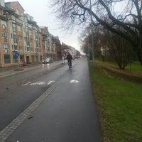 Photo taken at Varberg by Ulrika P. on 1/4/2013