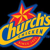 Photo taken at Church's Chicken by Megan P. on 12/23/2014