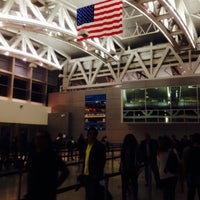 Photo taken at Security Checkpoint 1 by Andrea F. on 7/14/2014