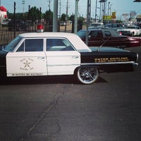 Photo taken at Elvis Presley Boulevard by Memphisdredlock Black Dynamite T. on 6/26/2013