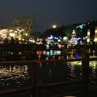 Photo taken at Waterside Resort Restaurant by Supaluck S. on 1/16/2013