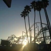 Photo taken at Santa Cruz Beach Boardwalk by Jay W. on 5/20/2013
