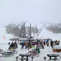 Photo taken at Grand Targhee Resort Alta by Jay W. on 1/28/2013