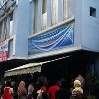 Photo taken at Kantor Imigrasi Kelas I Jakarta Utara by Andy O. on 12/20/2013