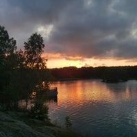 Photo taken at Hellasgården by Soares C. on 6/27/2013