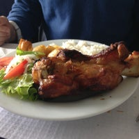 Photo taken at Restaurante D. Manuel by Filipe L. on 4/12/2013