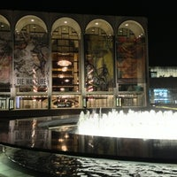 3/11/2013にbri9ettがLincoln Center for the Performing Artsで撮った写真