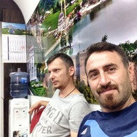 Photo taken at Gürgentur Seyahat Acentesi by 🇹🇷  🅾RH🅰N  🇹🇷 on 8/6/2016