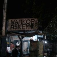 """Photo taken at Warkop Askem """"Asem Kembar"""" by aswim72 ™ on 7/12/2014"""