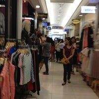 Photo taken at The Platinum Fashion Mall by Takalox Y. on 2/24/2013