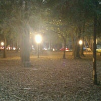 Photo taken at Parque Gandhi by Cony R. on 1/31/2013