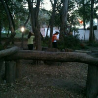 Photo taken at Parque Gandhi by Cony R. on 1/30/2013