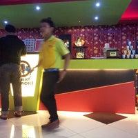 Photo taken at Airport Sports Complex Wow Box Karaoke by Zulazlan D. on 8/29/2013