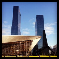 Photo taken at Rotterdam Central Station by Rob R. on 1/11/2013