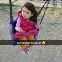 Photo taken at oyun parkı by Abdurrahman A. on 4/17/2016