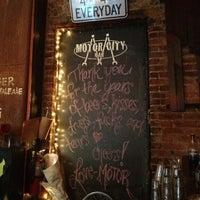 Photo taken at Motor City Bar by Ginger R. on 6/26/2013