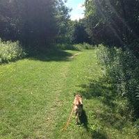 Photo taken at nasotah park walking trials by Allie S. on 7/16/2014