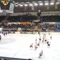 Photo taken at Zimní stadion Luďka Čajky by Martin P. on 3/5/2013